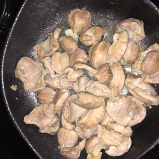 簡単お手製の塩ダレ焼鳥