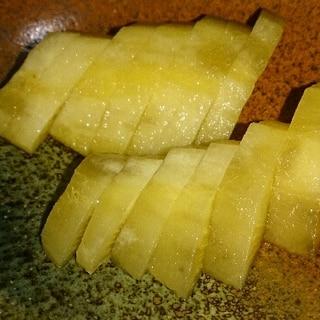 ヤーコンの味噌漬け