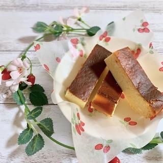 超低糖質‼️濃厚ベイクドチーズケーキ