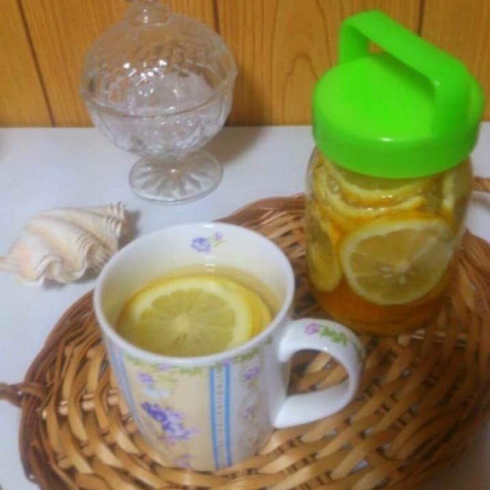 作り方 レモネード