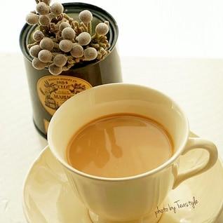おうちカフェ向上♪ラベンダーミルクティー