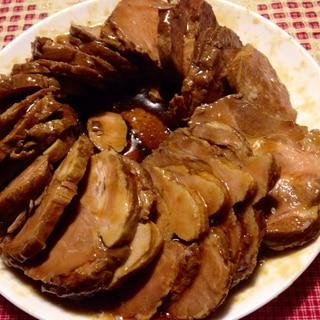 おいしい煮豚