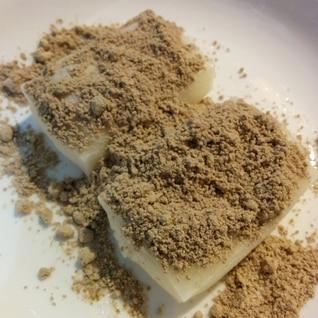 ハトムギ粉餅