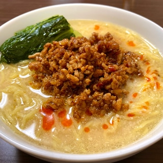 花椒香る坦々麺