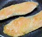 フライパンで簡単に♪鮭の西京焼き
