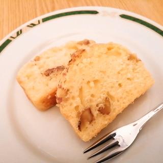 くるみのパウンドケーキ