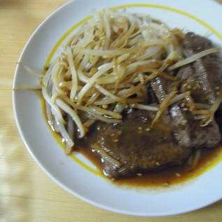 マヨ&ニンニクのこってり焼き肉