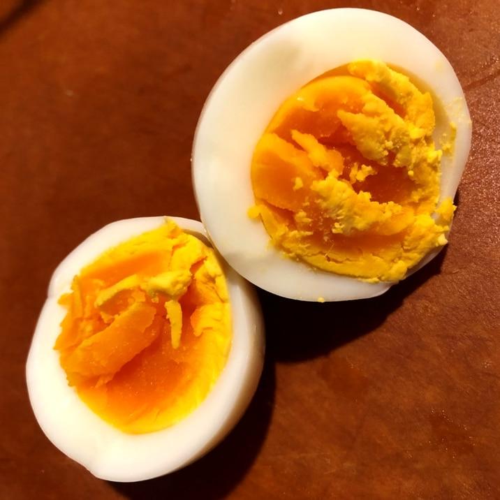 スイッチ押すだけ!蒸し卵