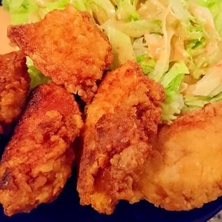 コストコさくら鶏のカレー唐揚げ