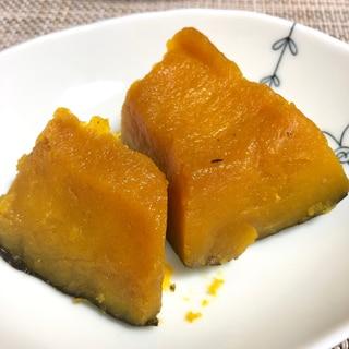 黄金比率のかぼちゃの煮物