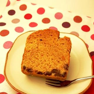 はちみつと黒糖のヘルシー蒸しパン(黒糖ふくれ)