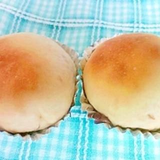 中力粉でもちもちパン