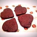 マクロ美♥サクホロ全粒粉ココアクッキー