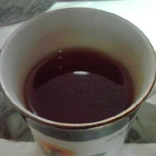 プルーン紅茶