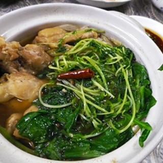 激辛手羽元花椒八角鍋
