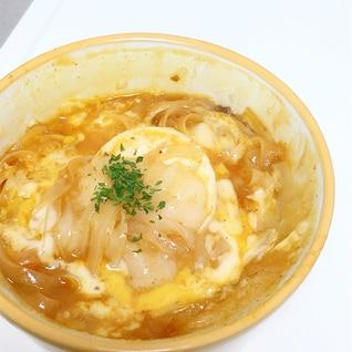 """フォーとチーズの"""" おもち """"キムチスープ♡"""