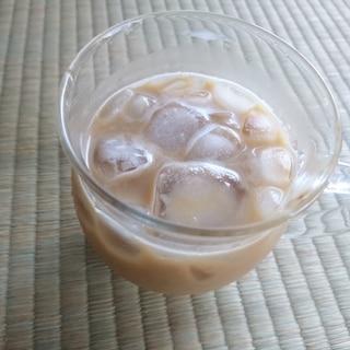 スティックカフェラテでアイスカフェラテの作り方