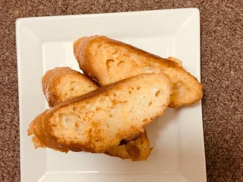豆乳と卵だけフレンチトースト