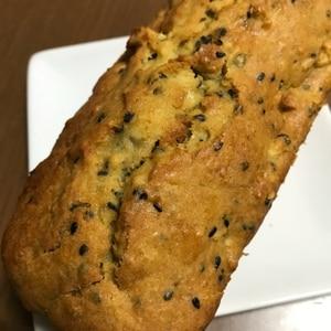 粉豆腐でヘルシーパウンドケーキ!