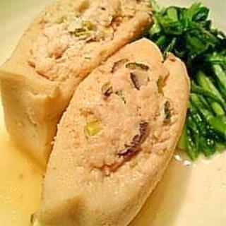 ほっとする味!高野豆腐の肉詰め♪