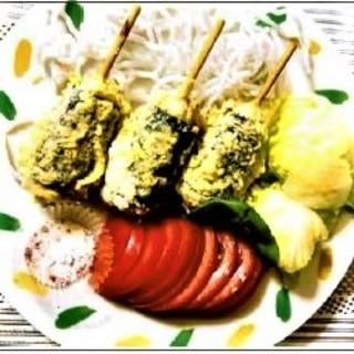 ごぼう串 天ぷら