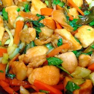 野菜たっぶりのやわらか鶏南蛮