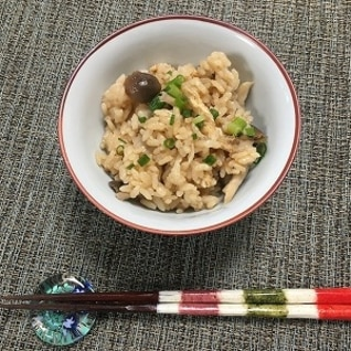 炊飯器でもOK!ゼロ活力なべで作る簡単炊き込みご飯