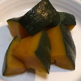 時短・簡単!レンジでシミシミ【かぼちゃの煮物】