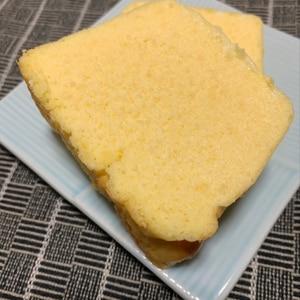 材料少なめ♫簡単に濃厚チーズテリーヌ