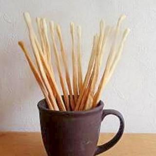 発酵いらずのグリッシーニ(プレーン)