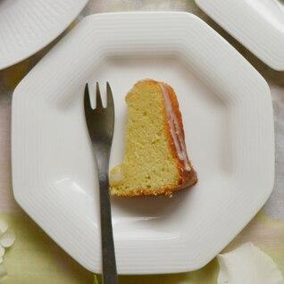 サラダ油で作るクグロフケーキ
