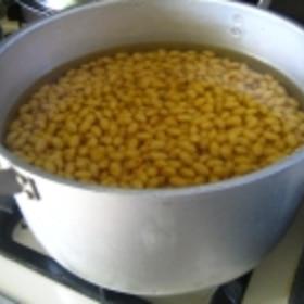 大豆の煮方