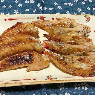 鶏手羽ガラのおつまみ焼き