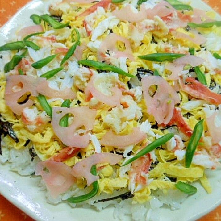 寿司 レシピ 人気 ちらし