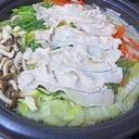 生姜でポカポカに! 野菜がメインの簡単豚しゃぶ