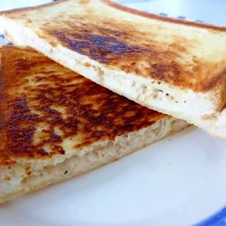 ☆ツナとチーズのホットサンド☆