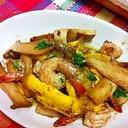 デリ風☆グリル野菜のバルサミコマリネ