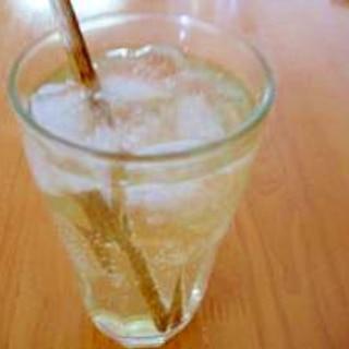 はちみつレモンハイボール