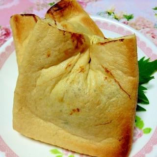 簡単節約おつまみ♡Qちゃんと納豆の油揚げ包み