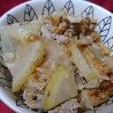 炊飯器で楽チン!豚バラ大根のとろとろ煮