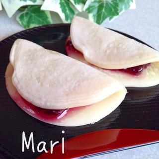 強力粉のもっち餅〜♡何サンドしよう〜✨