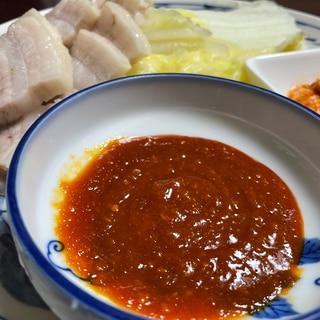 サムギョプサル、焼肉、ポッサムに!韓国味噌たれ