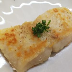 白身魚のムニエル