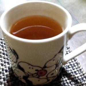 生姜烏龍茶(蜂蜜入り)♪