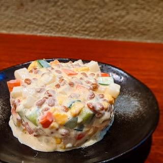 免疫力アップ食材で簡単タルタルサラダ