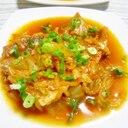 ピリ旨☆赤魚キムチ煮
