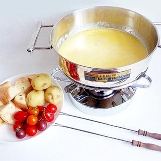 本格チーズフォンデュ フォンデュ・ヌシャテロワーズ