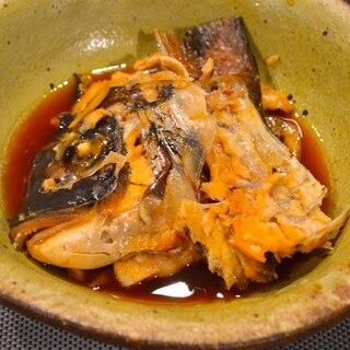 【意外に簡単!】鯛のあら煮