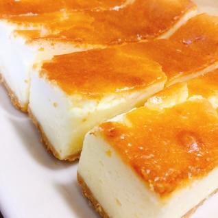 チーズケーキ♡生クリーム不使用