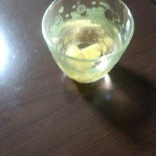みかん入り白ワイン